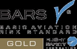 bars basic aviation gold