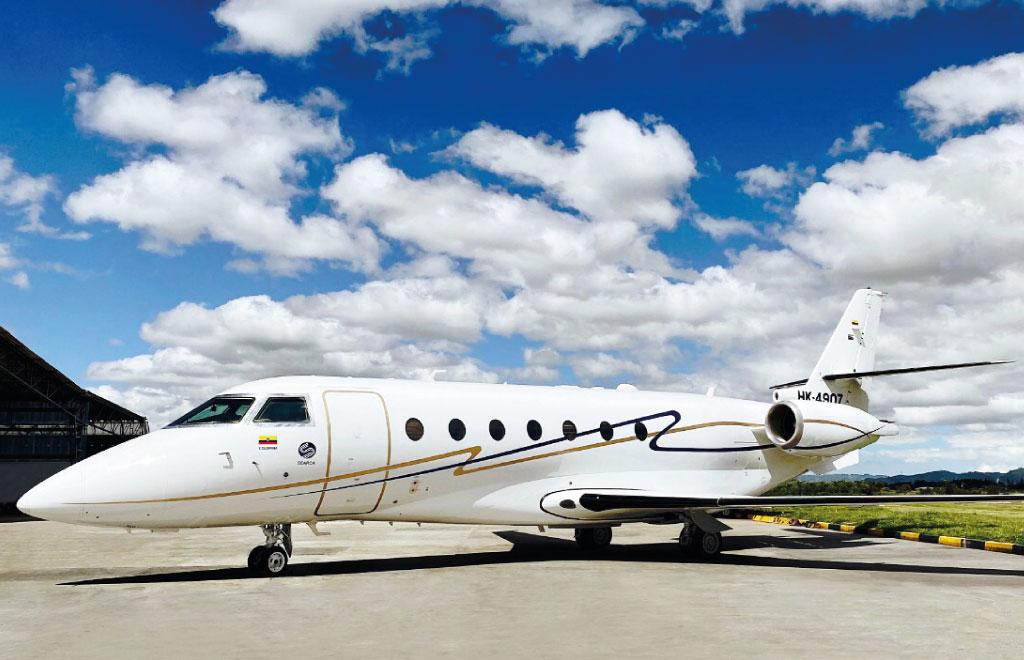 aviones charter
